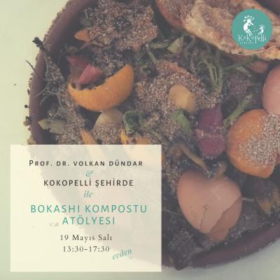 Bokashi Kompostu Eğitimi