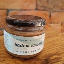 Yerli Badem Ezmesi- Almond Butter 250 Gr