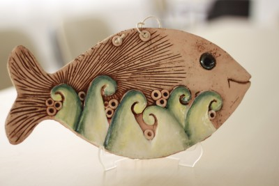 Camgöz Balık(Sağa Bakan)
