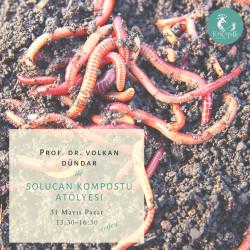 Solucan Kompostu Eğitimi