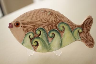 Camgöz Balık(Sol)
