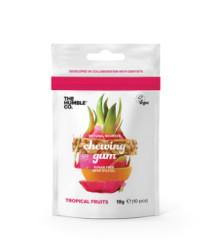 Humble Vegan Tropikal Meyve Aromalı Sakız (2 Adet)