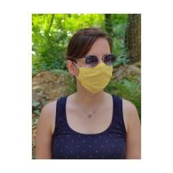 Yıkanabilir Maske | İki Adet