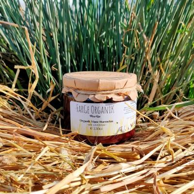 Organik Şekersiz Vişne Marmelatı 330Cc