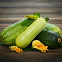 Organik Yemeklik Kabak 1 Adet