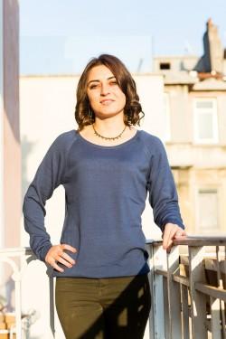 Aynur Model - Pamuk (Mavi)