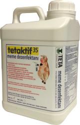 Tetaktif 35 Meme Dezenfektanı, 5 L