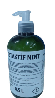 Tetaktif Mint, 0.5 Litre