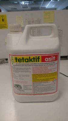 Tetaktif Asit, 5 Litre