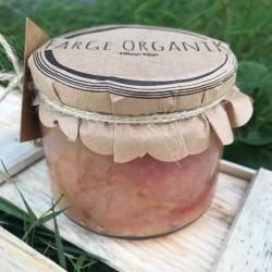 Organik Şekersiz Elma Marmelatı 0.33Cc