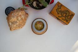 Frankincense Losyon Bar Katı Krem