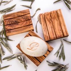 Zeytin Ağacı El Yapımı Sabunluk