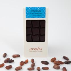 Aroha Hurma Özlü % 85 Bitter Çikolata 80gr