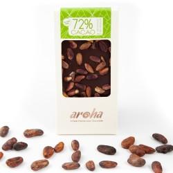 Aroha Antep Fıstıklı R Bitter Çikolata 100gr