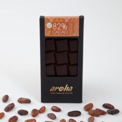 Aroha Single Origin Ghana-ballı Çikolata. ? Kakao 90gr