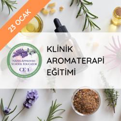 Klinik Aromaterapiye Giriş Eğitimi