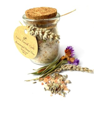 Aromaterapik Banyo Tuzu