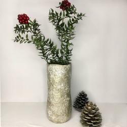 Papier Mache Dekoratif Vazo