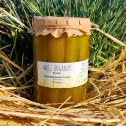 Organik Salatalık Turşusu - Sirkeli Fermantasyon (660cc)