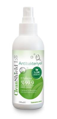 Cleanshield Bitkisel Alkolsüz El Dezenfektanı