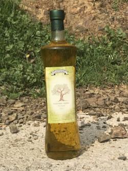 Taş Değirmen Naturel Sızma Zeytinyağı 1 lt Cam şişe