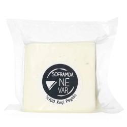 Soframda Ne Var Keçi Beyaz Peyniri Kare 250 Gr
