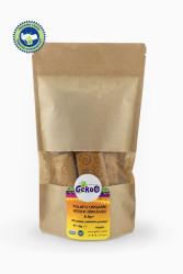 Gekoo Yulaflı Organik Bebek Bisküvisi 150gr Vegan