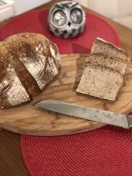 %30 Çavdar Unlu Ekşi Mayalı Ekmek 500gr