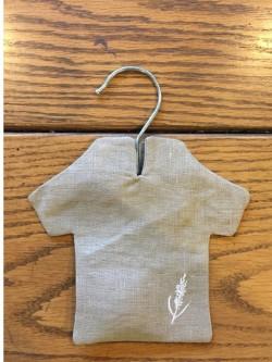 Askılı mini tişört (vizon)