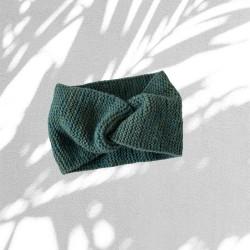 Burgu Saç Bandı - Yeşil