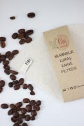Fibi Natural Yıkanabilir Kahve Filtresi