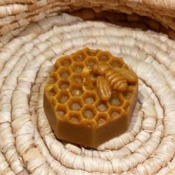 Arı Peteği - Bal Mumu Mum