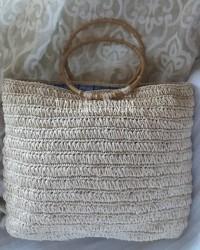 Saman (halka Saplı) Shopper Çanta