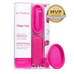 Intimina Ziggy Cup™, Menstrual Kap, Adet Kabı