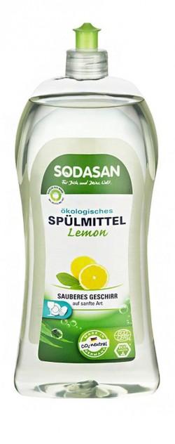 Sodasan Limonlu Elde Bulaşık Yıkama Sıvısı - 1000 ml