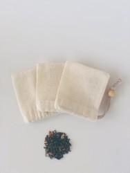 Yıkanabilir Çay Poşeti - 3 Adet