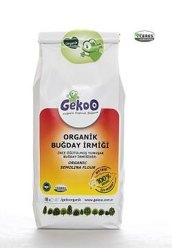 GekoO Organik Buğday İrmiği 450g