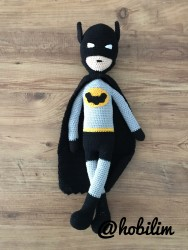 Amigurumi Batman