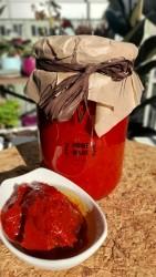 Domates & Kapya Biber Kahvaltılık Salça