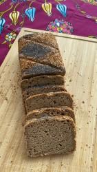 %100 Ekşi Mayalı Karakılçık Ekmeği