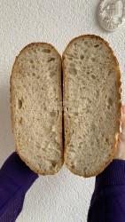 %100 Ekşi Mayalı İtalyan Puglia Ekmeği