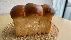 %100 Ekşi Mayalı Sütlü Ve Tereyağlı Tost Ekmeği