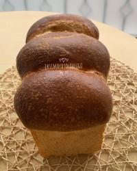 %100 Ekşi Mayalı Sütlü Ve Tereyağlı Balon Tost Ekmeği