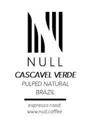 Cascavel Verde - Brezilya - Espresso - 2020/2021