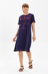 Şile Bezi Aydos Elbise