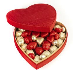 Kalp Büyük Boy Spesiyal Çikolata