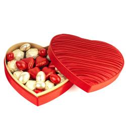 Kalp Orta Boy - Spesiyal Çikolata