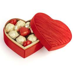 Kalp Küçük Boy - Spesiyal Çikolata