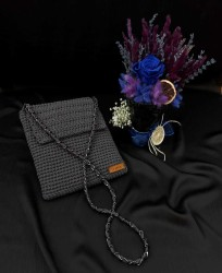 Elişi Kadın Askılı Tasarım Çanta