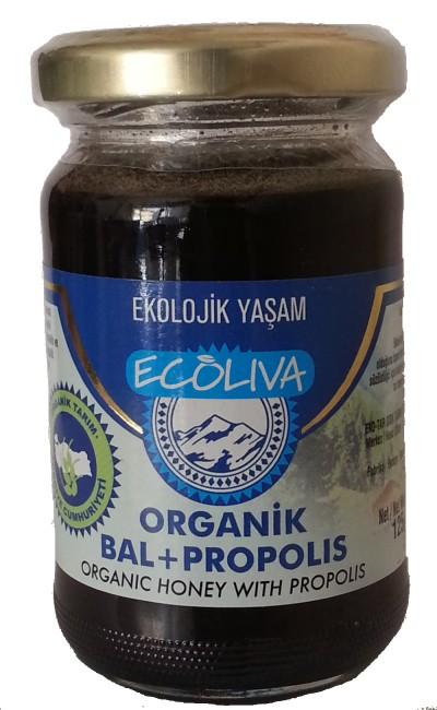 Ecoliva Organik Bal Propolis